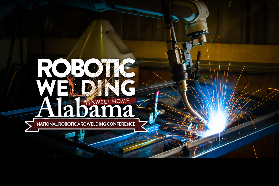 Robotic Welding Conference Graphic